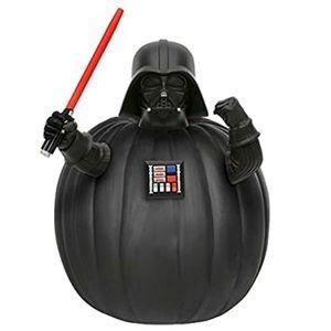 STAR WARS Darth Vader Pumpkin Decorating Kit - NWT